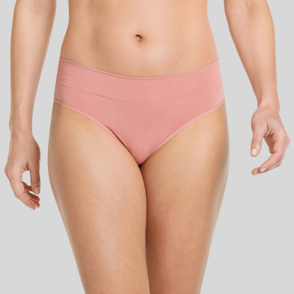 Jockey Generation Women's Natural Beauty Thong - Rose XXL, Pink from Jockey Generation