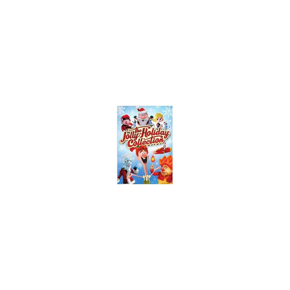 Jolly Holiday Collection (DVD) from Warner