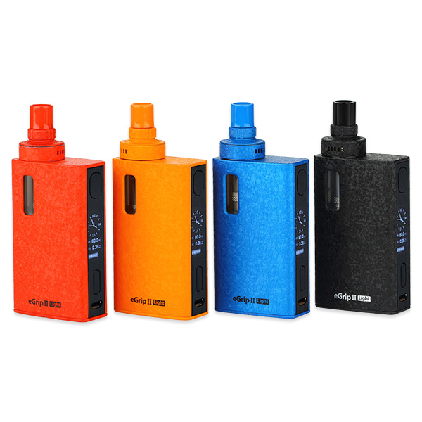 Joyetech eGrip II Light 80W VT Kit 2100mAh(Black Wrinkle)