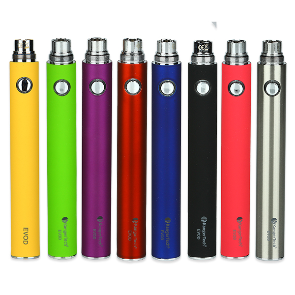 Kangertech EVOD Manual Battery 1000mAh(Green)