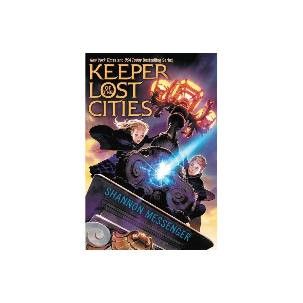 Keeper of the Lost Cities - by Shannon Messenger (Paperback) from Simon & Schuster