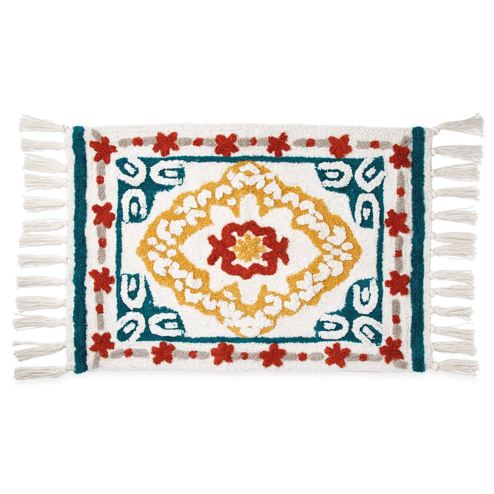 Kilim Bath Rug - Destinations from Destinations
