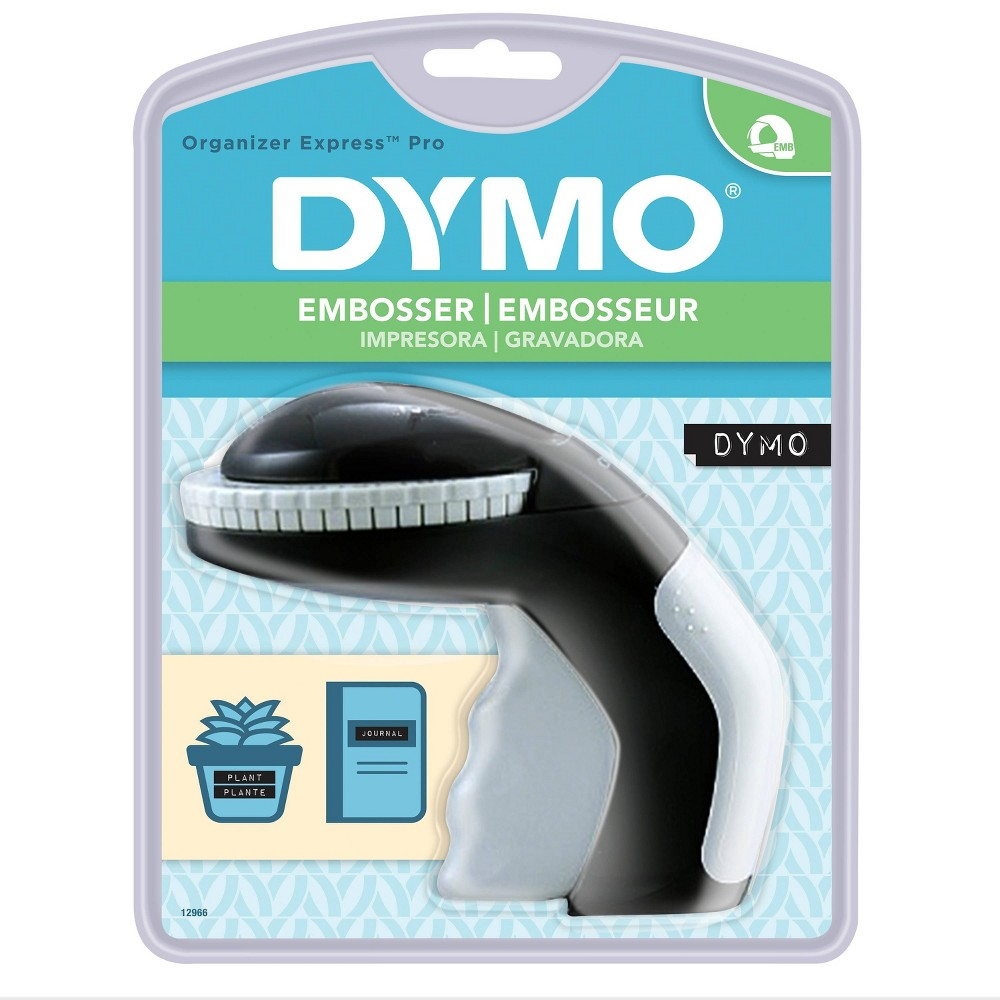 DYMO Label Maker Organizer Xpress Pro Black from Sanford