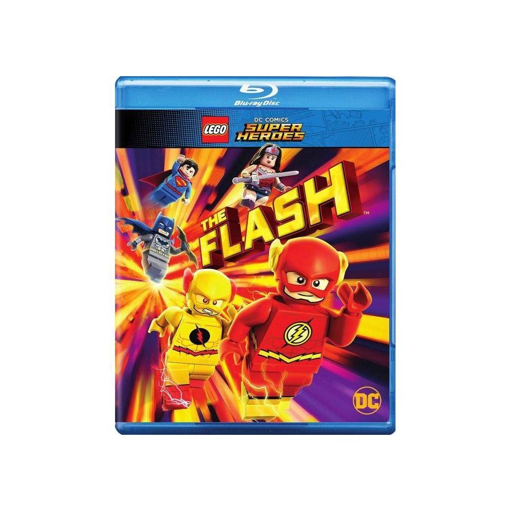 Lego DC Super Heroes: The Flash (Blu-ray) from Warner