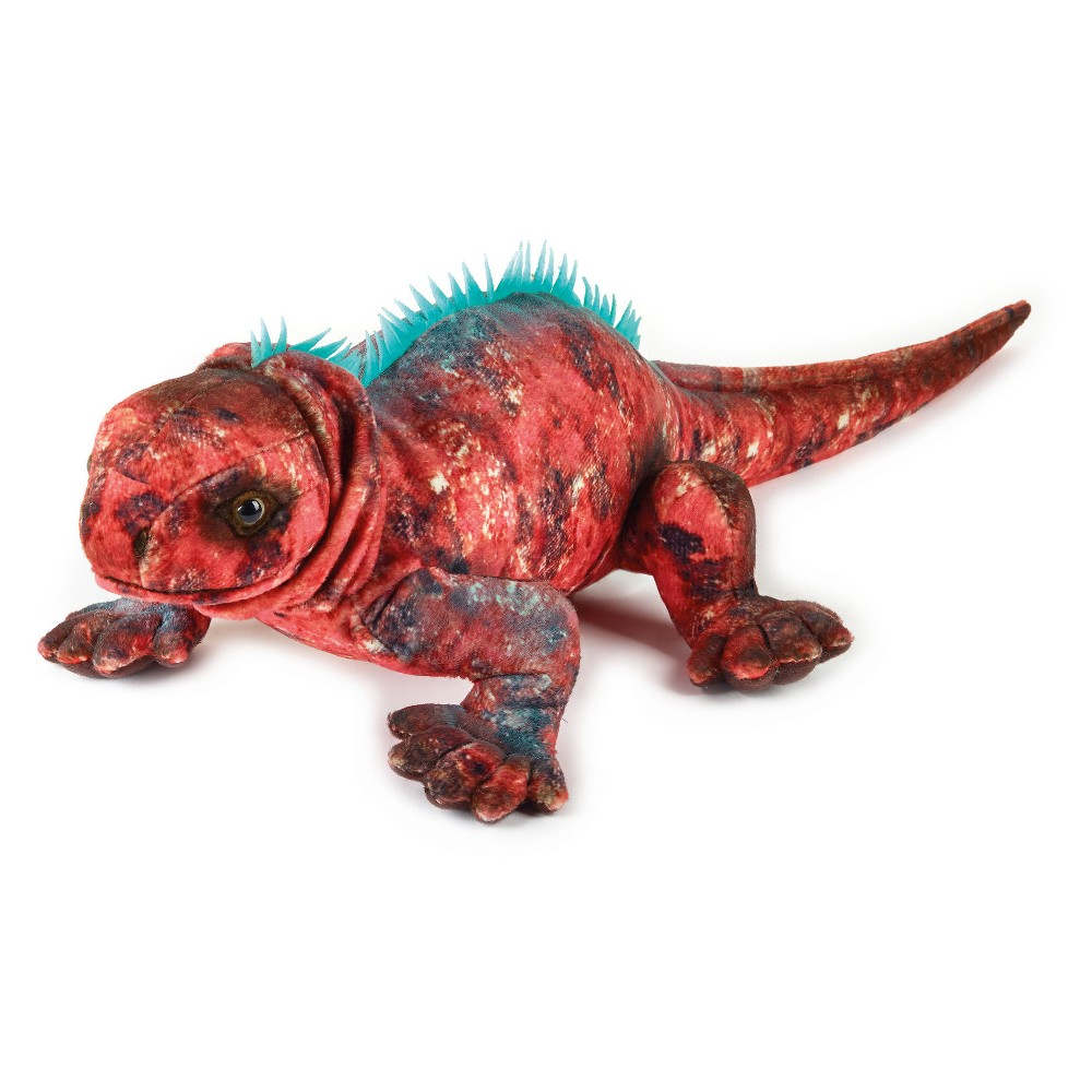 Lelly National Geographic Male Marine Iguana Plush Toy from LELLY