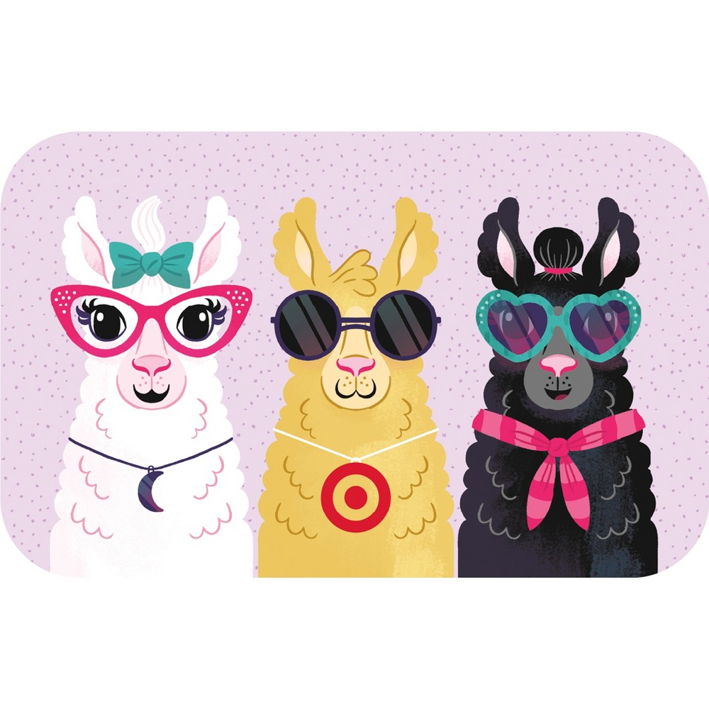 Llamas GiftCard $100, Target GiftCards from Target