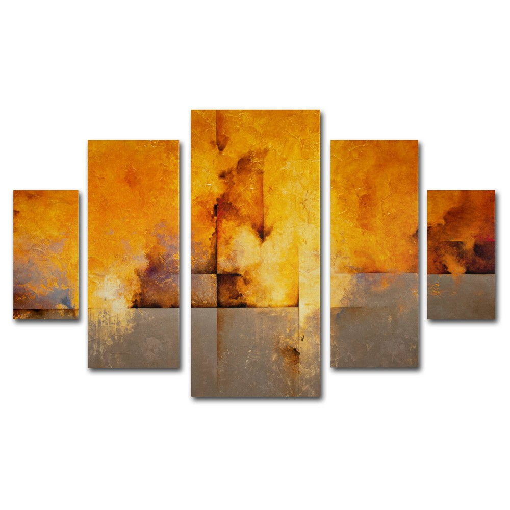 5pc Lost Passage by CH Studios - Trademark Fine Art from Trademark Global