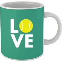 Love Tennis Mug from The Tennis Collection