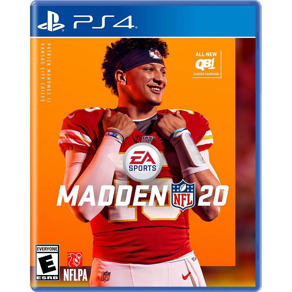 Madden NFL 20 - PlayStation 4 from Electronic Arts