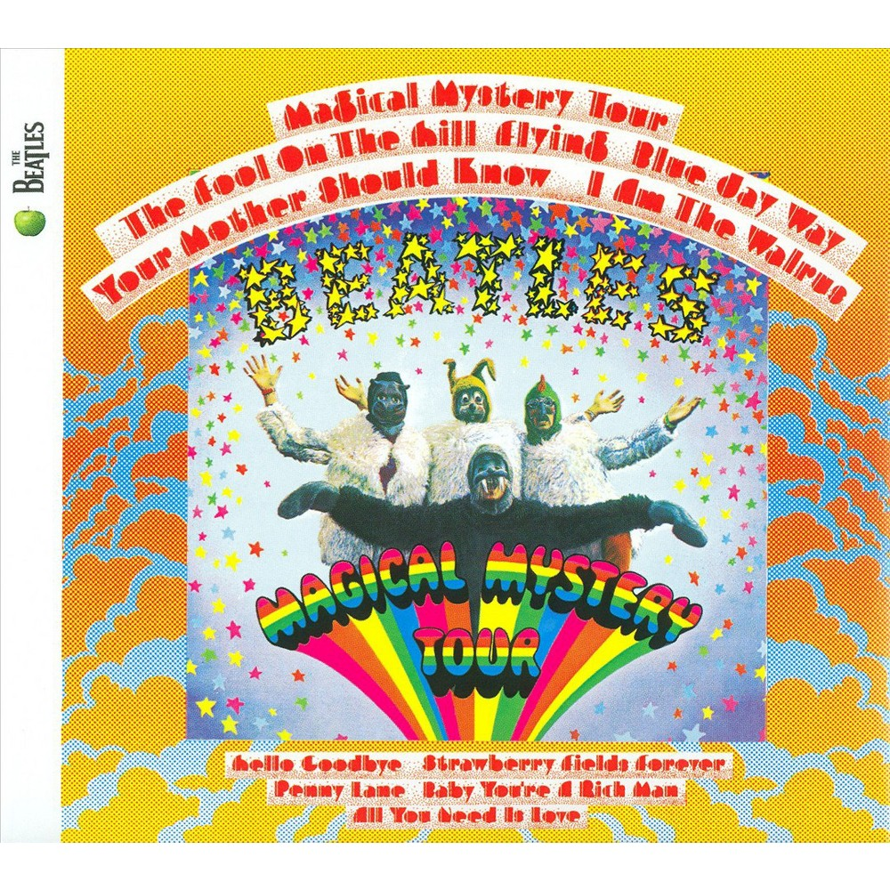 MAGICAL MYSTERY TOUR (LTD) (CD) from Universal Music Group