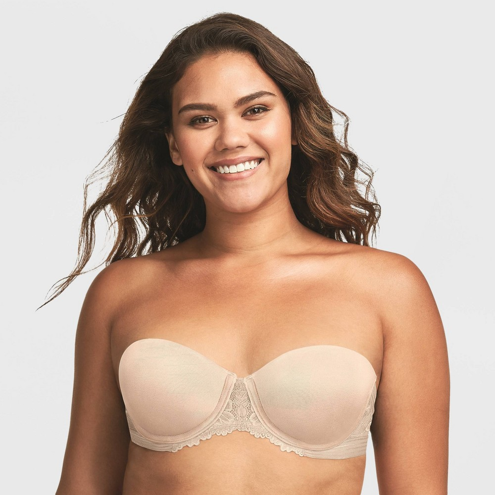 Maidenform Self Expressions Women's Multiway Push-Up Bra SE1102 - Paris Nude 38DD from Maidenform