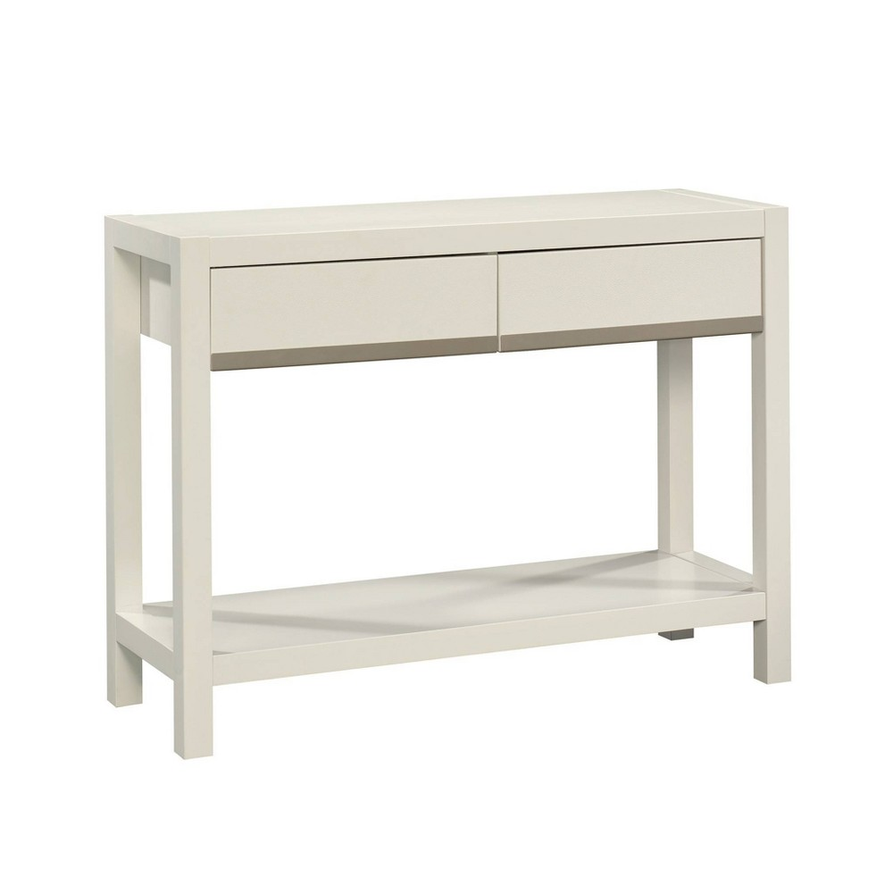 Manhattan Gate Sofa Table Ivory - Sauder from Sauder