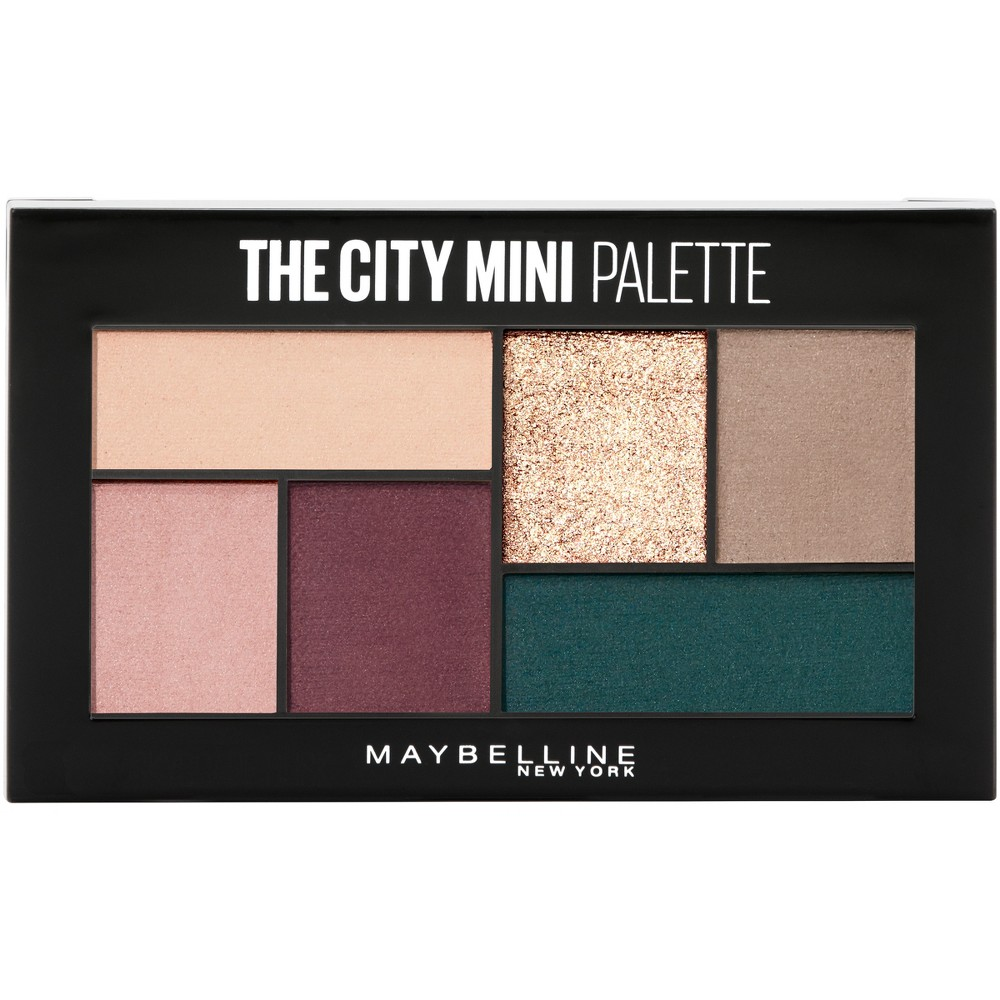 Maybelline City Mini Palette 540 Diamond District - 0.14oz from Maybelline