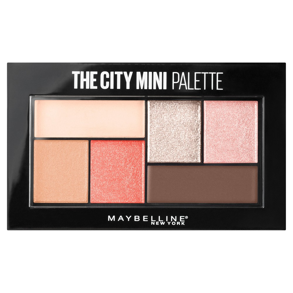 Maybelline City Mini Eyeshadow Palette - Downtown Sunrise - 0.14oz from Maybelline