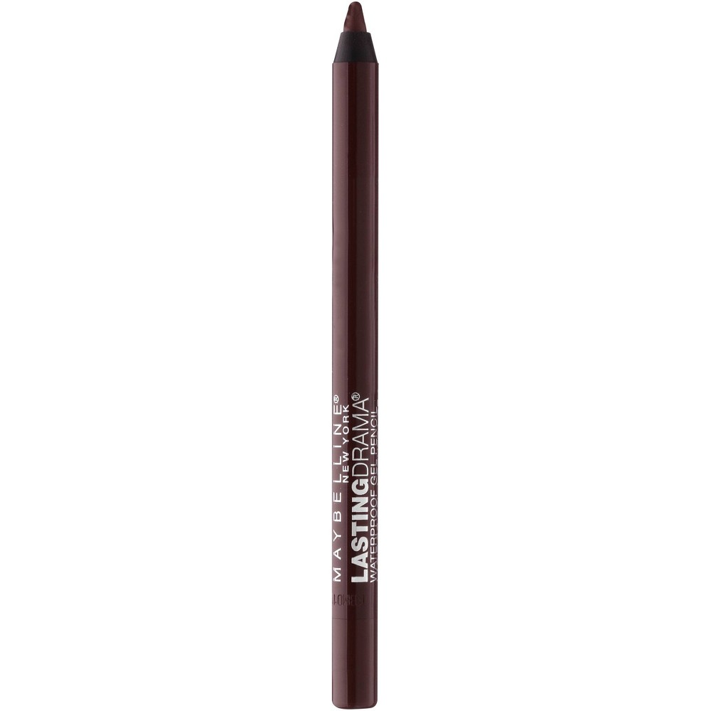 Maybelline Eyestudio Lasting Drama Waterproof Gel Pencil - 604 Glazed Toffee - 0.038oz from Maybelline