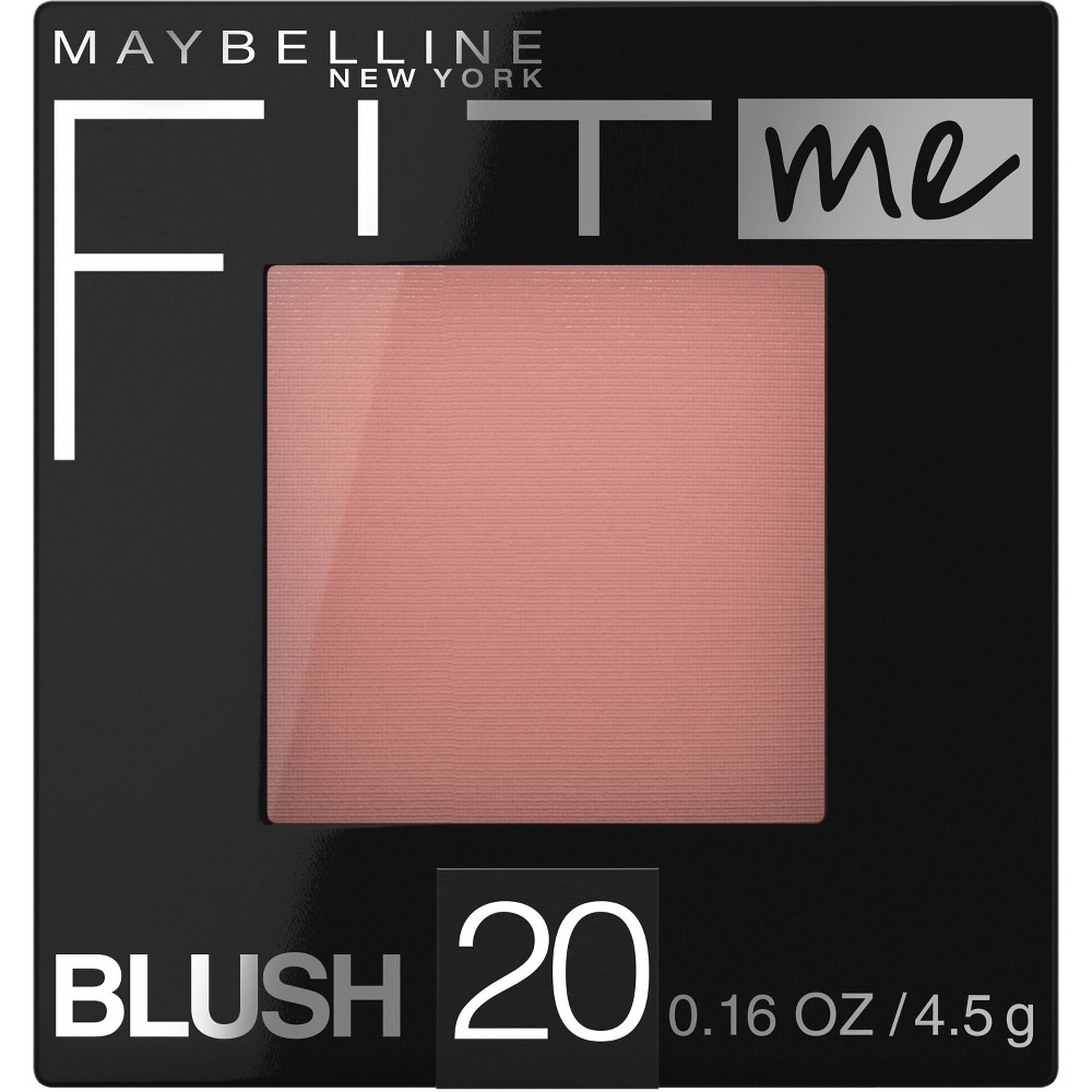 Maybelline FitMe Blush - 20 Mauve - 0.16oz from Maybelline