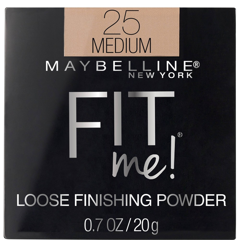 Maybelline Fit Me Loose Powder - 25 Medium - 0.7oz from Maybelline