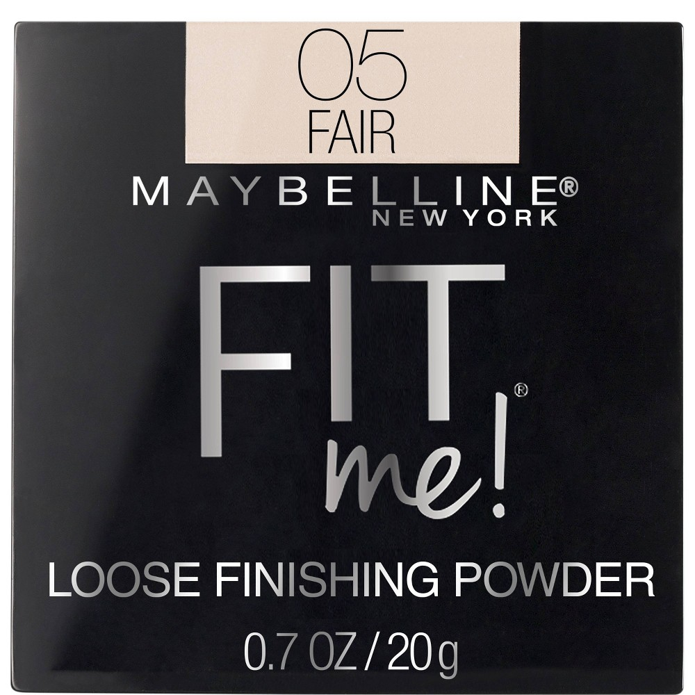 Maybelline Fit Me Loose Powder - 5 Fair - 0.7oz from Maybelline
