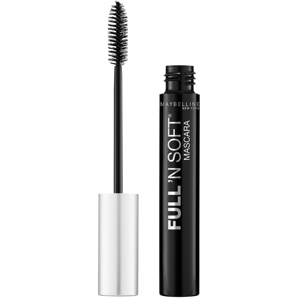 Maybelline Full 'N Soft Washable Mascara - 301 Very Black - 0.64oz from Maybelline