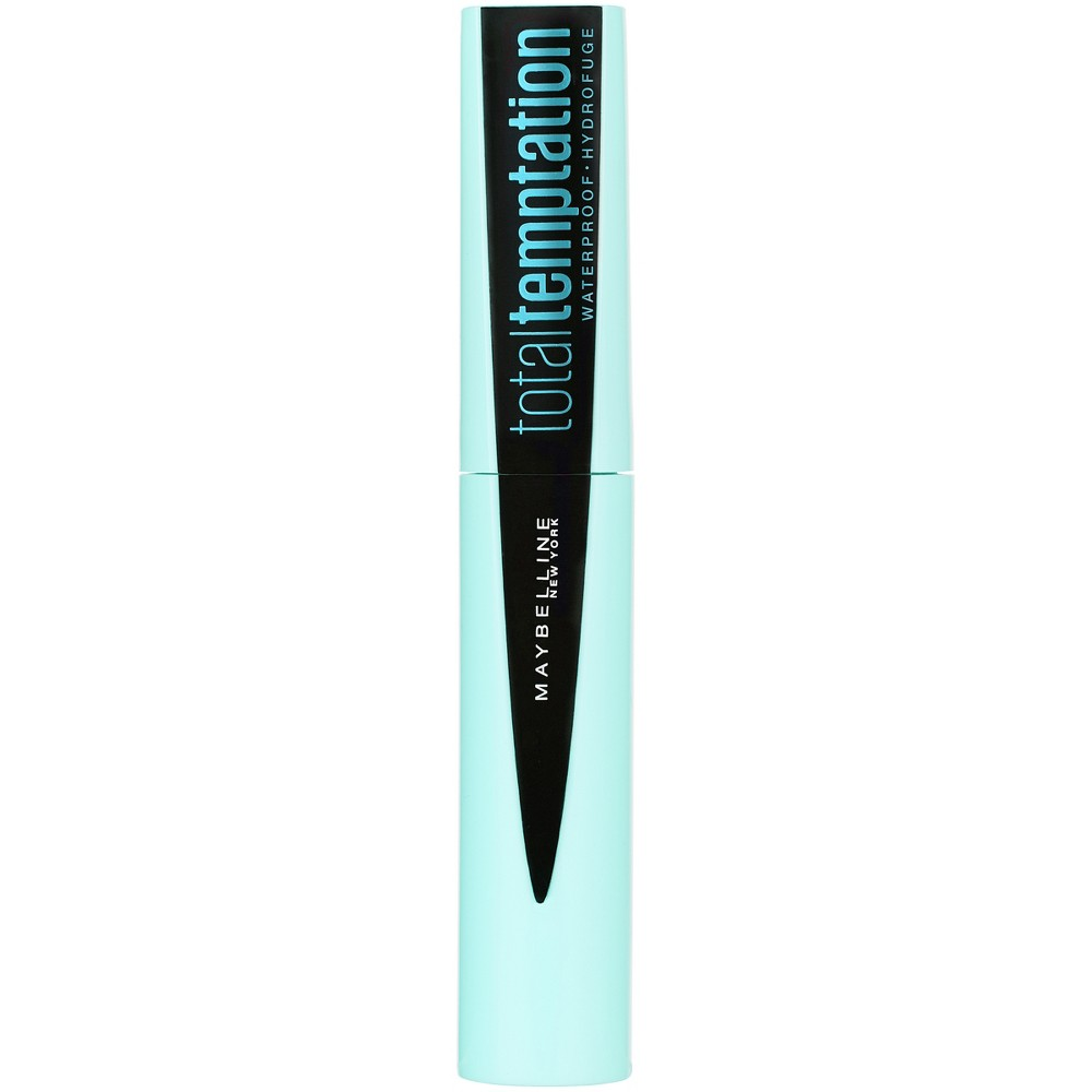 Maybelline Total Temptation Mascara - Very Black Waterproof - 0.32 fl oz from Maybelline