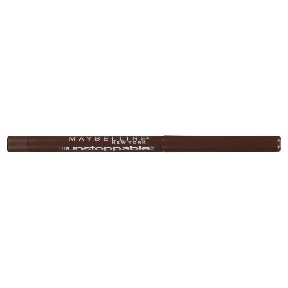 Maybelline Unstoppable Waterproof Eyeliner - 704 Cinnabar - 0.01oz from Maybelline