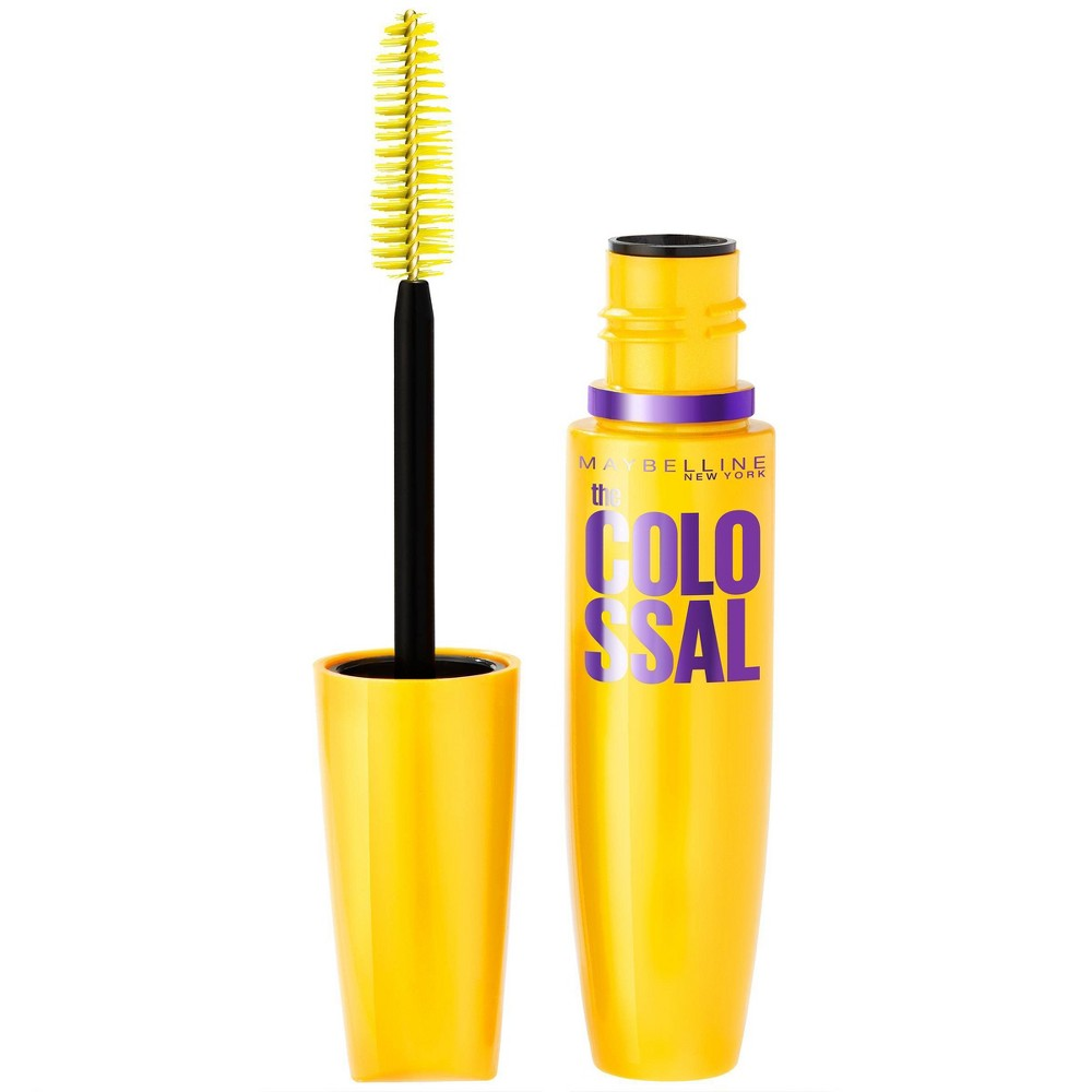 Maybelline Volum' Express The Colossal Washable Mascara - 231 Classic Black - 0.31 fl oz from Maybelline