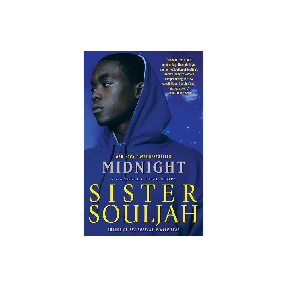 Midnight (Reprint) (Paperback) by Sister Souljah from Simon & Schuster