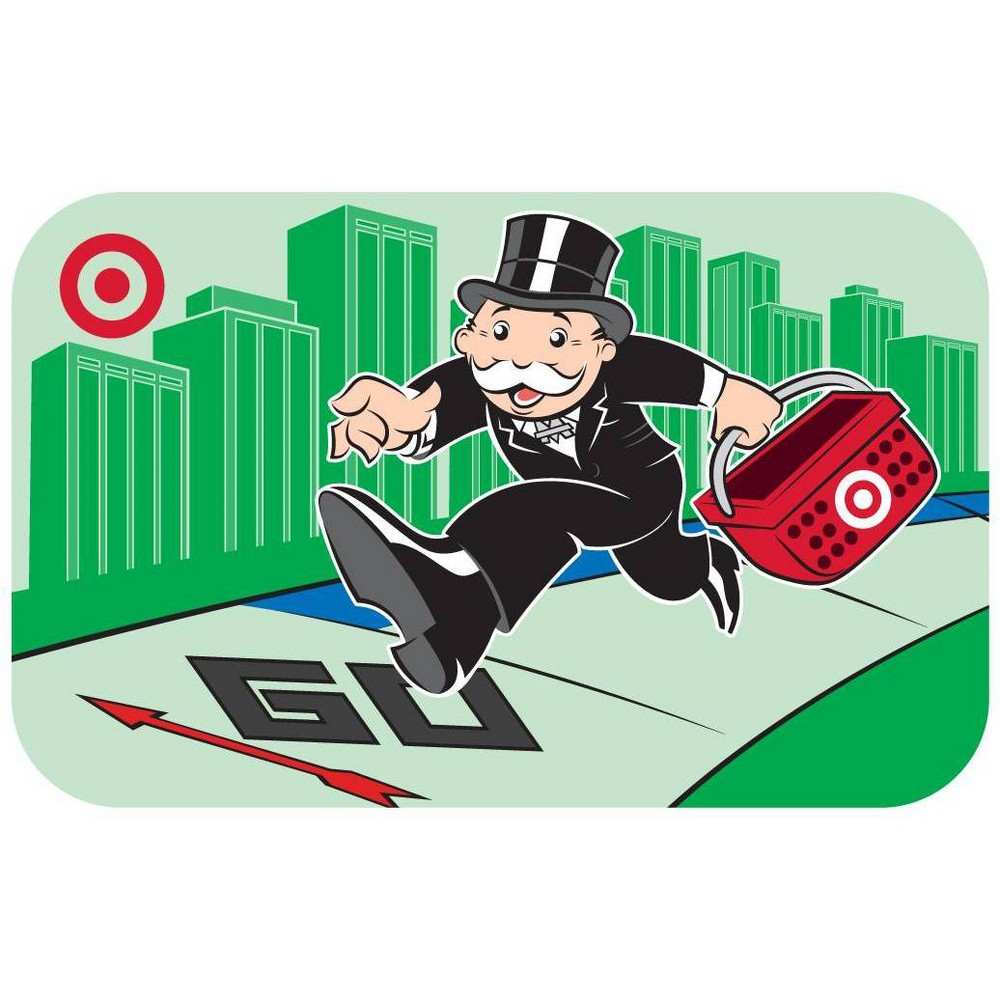 Monopoly Target GiftCard $50 from Target