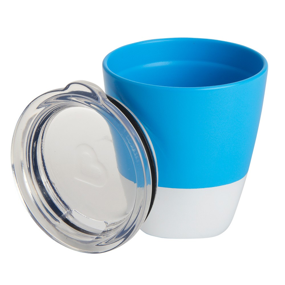 Munchkin Splash Toddler Cup with Training Lid - Blue - 8oz from Munchkin