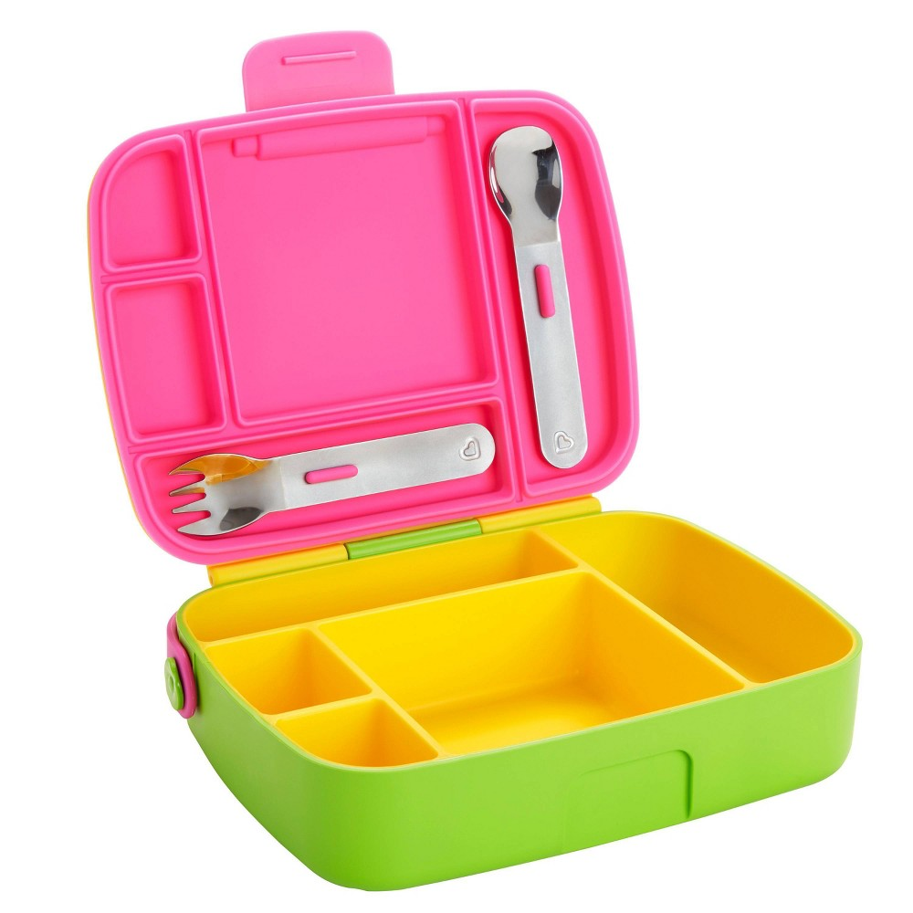 Munchkin Bento Toddler Lunch Box - Yellow from Munchkin