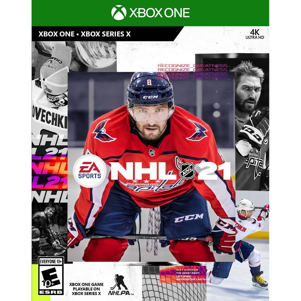 NHL 21 - Xbox One, Video Games from Electronic Arts