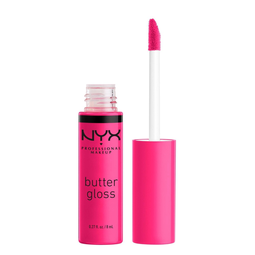 NYX Professional Makeup Butter Lip Gloss - Non-sticky Lip Gloss - Summer Fruit - 0.27 fl oz from NYX Professional Makeup