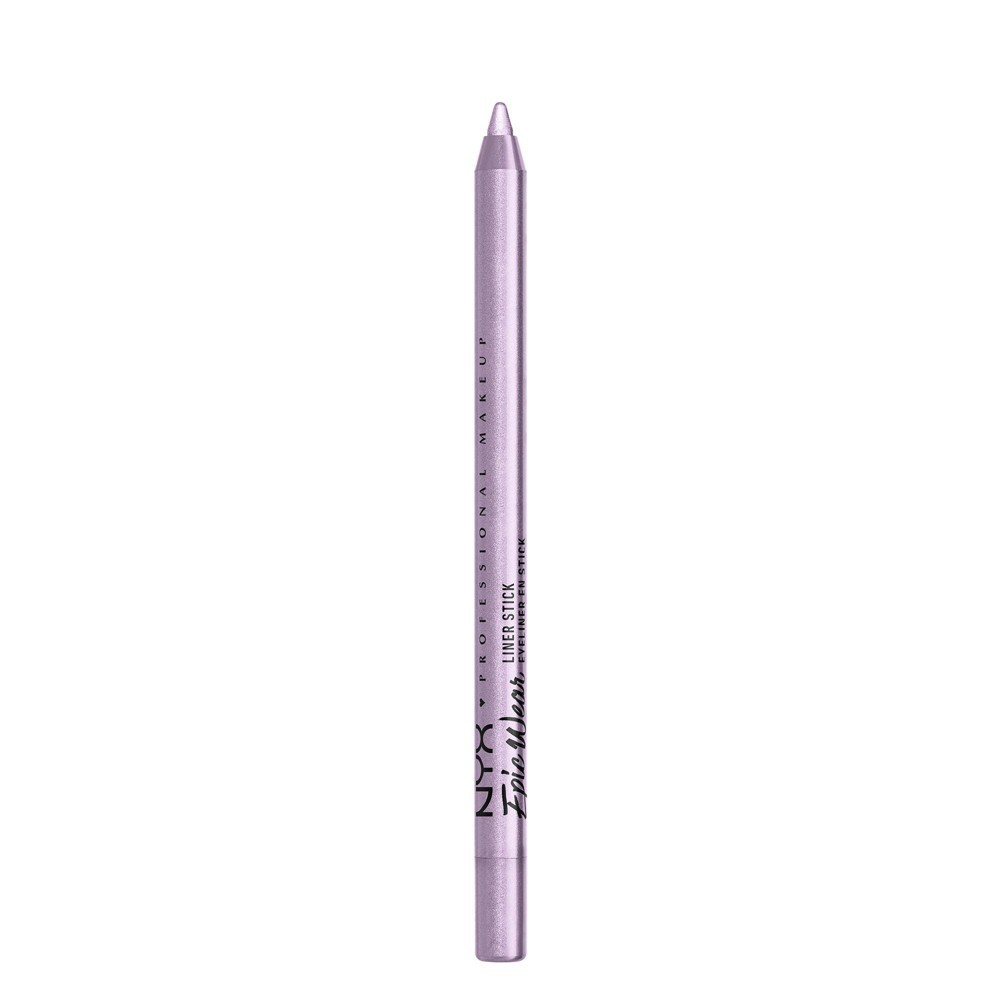 NYX Professional Makeup Epic Wear Liner Stick - Long-lasting Eyeliner Pencil - Periwinkle Pop - 0.35oz from NYX Professional Makeup