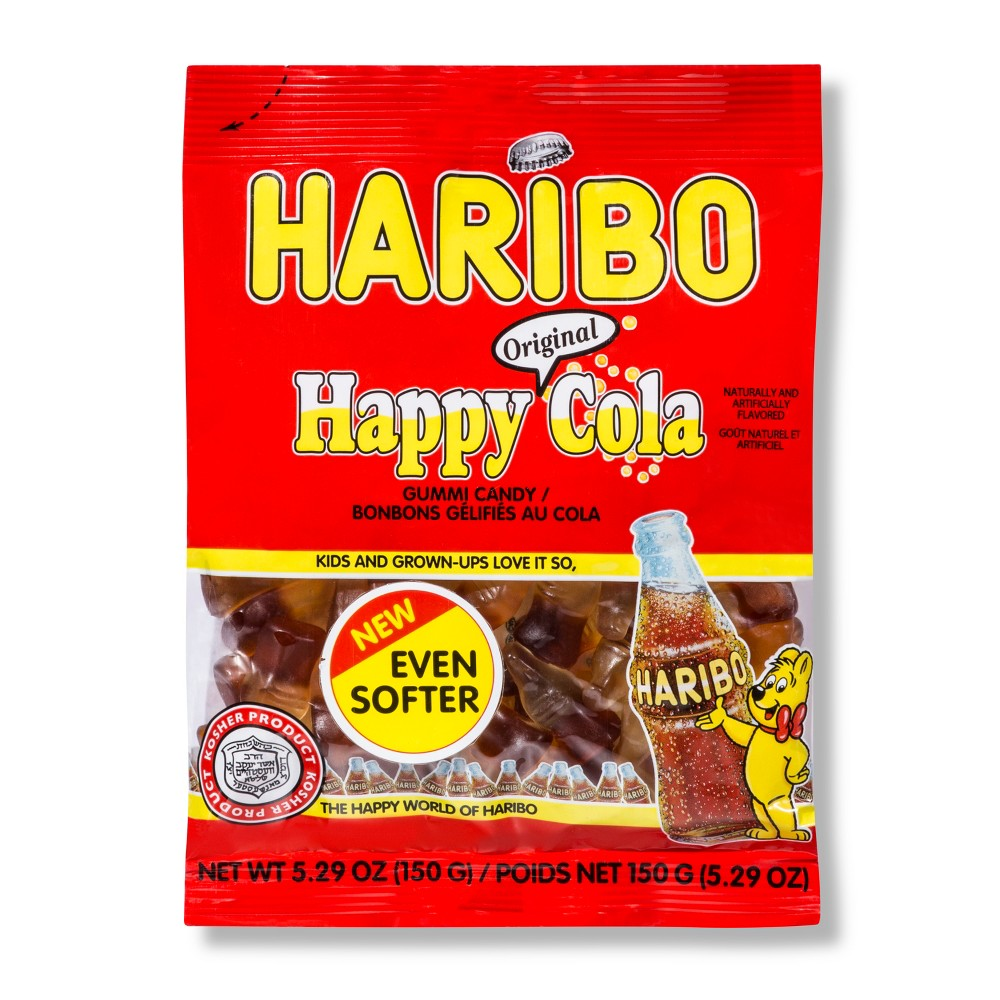 Haribo Happy Cola Gummi Candy - 5.29oz from HARIBO
