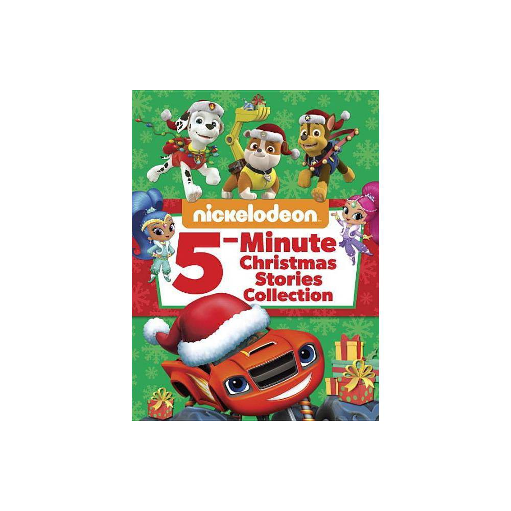 Nick 5 Minute Christmas Stories (Hardcover) (Random House) from Random House
