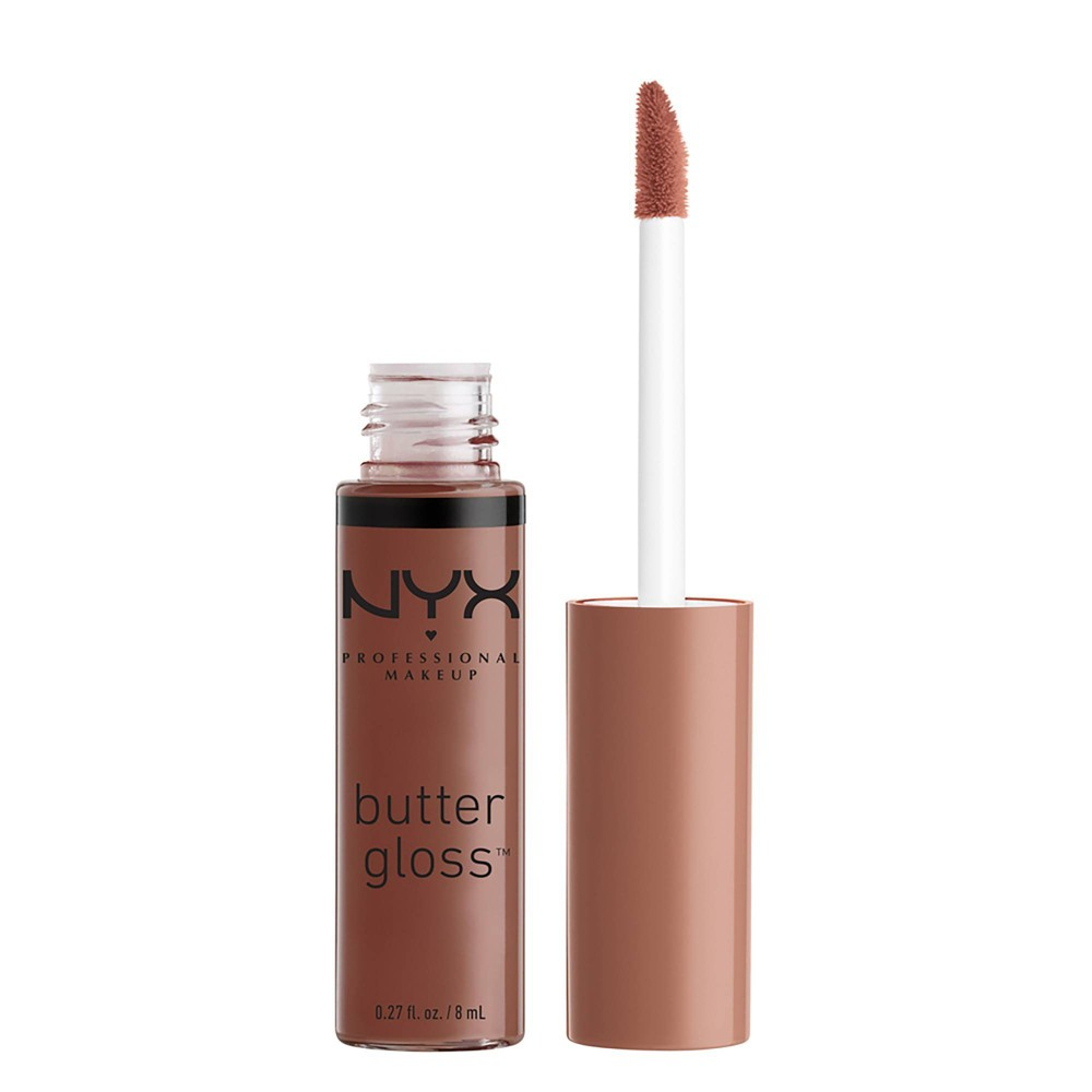 NYX Professional Makeup Butter Lip Gloss - Non-sticky Lip Gloss - Ginger Snap - 0.27 fl oz from NYX Professional Makeup