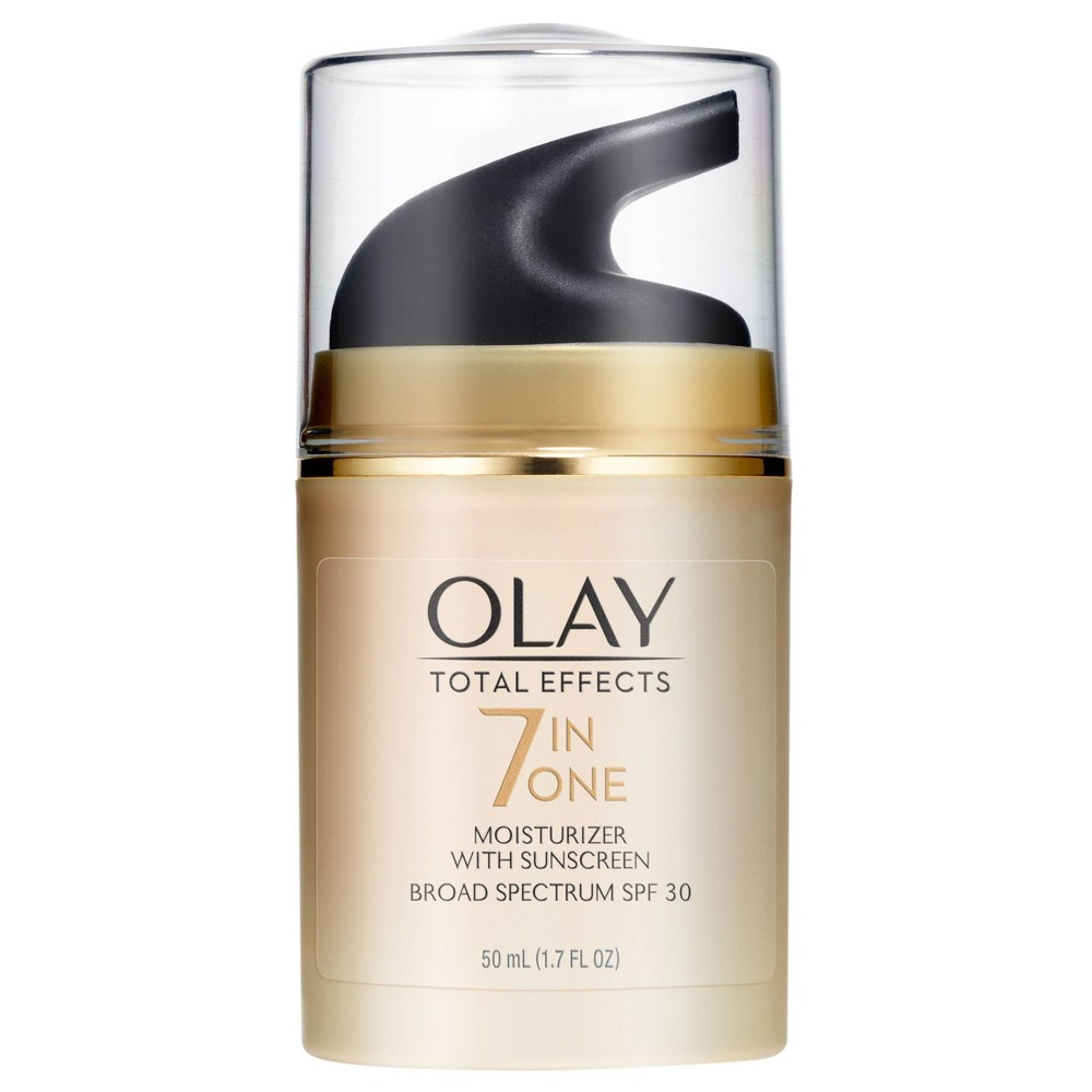 Olay Total Effects 7-in-1 Anti-Aging Daily Moisturizer - SPF 30 - 1.7 fl oz from Olay