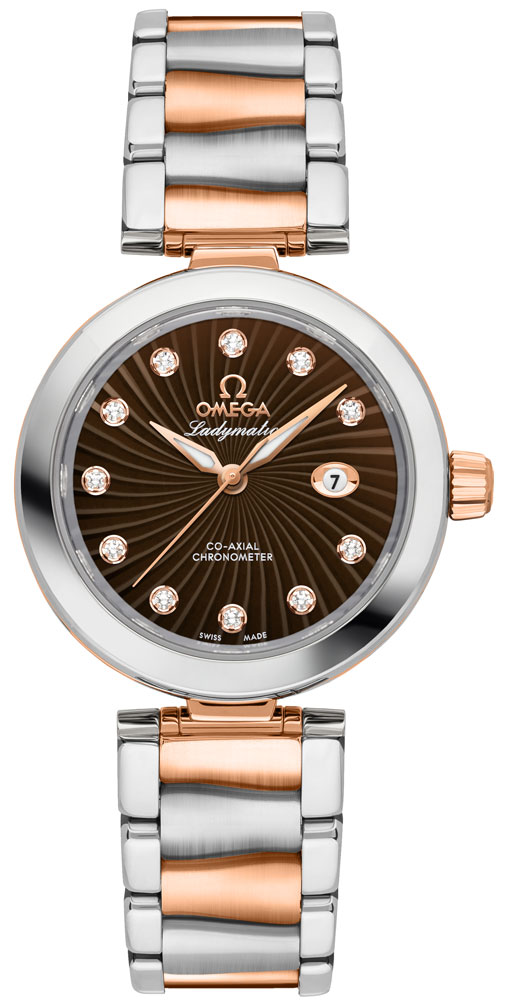Omega DeVille Ladymatic 425.20.34.20.63.001