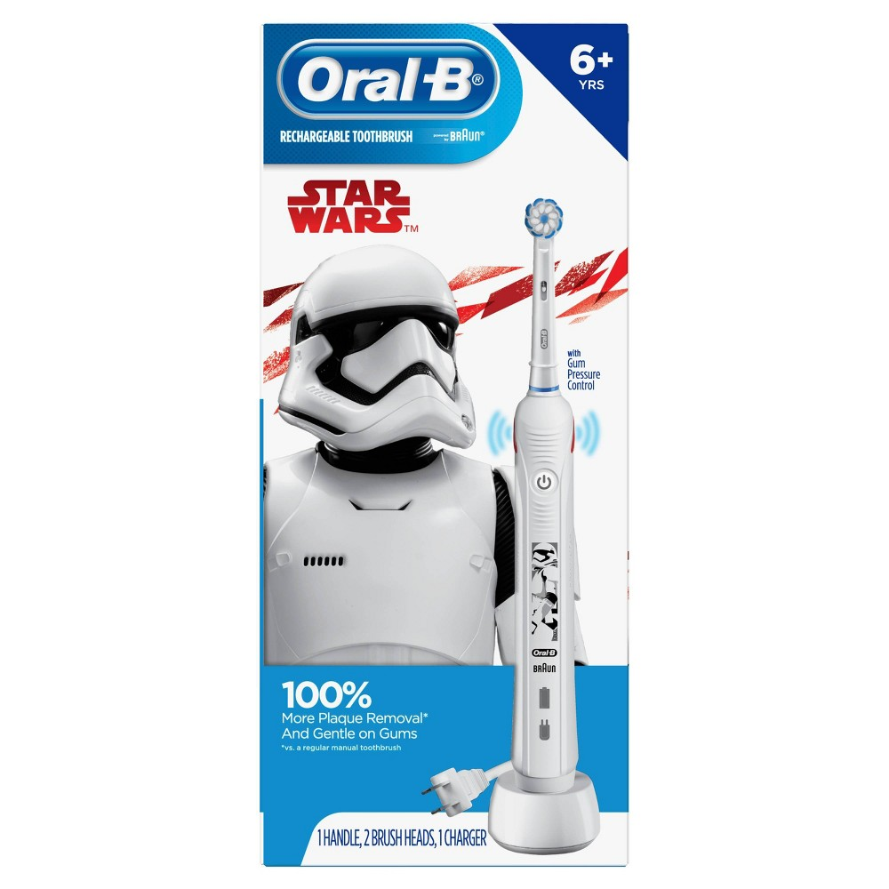 Oral-B Kid's Electric Toothbrush featuring Star Wars from Oral-B