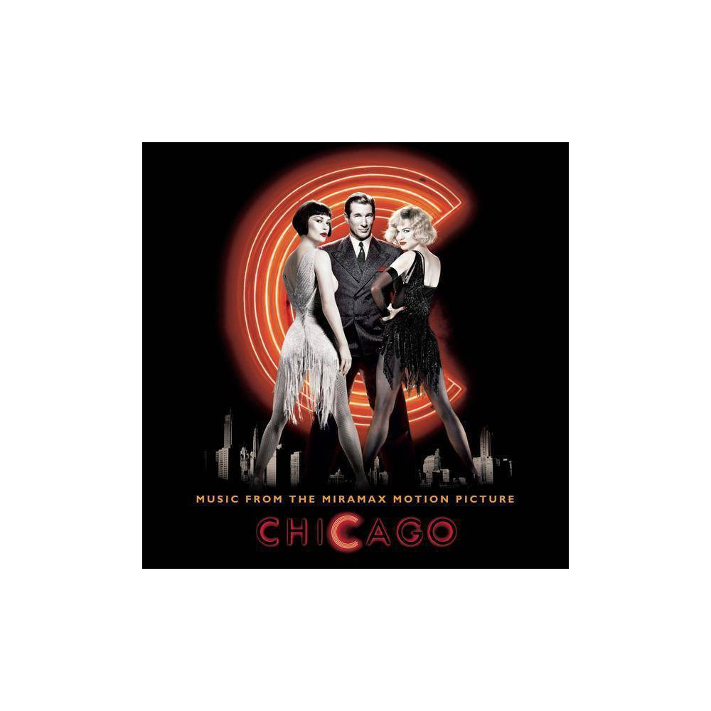 Original Soundtrack - Chicago (The Miramax Motion Picture Soundtrack) (CD) from Sony Music