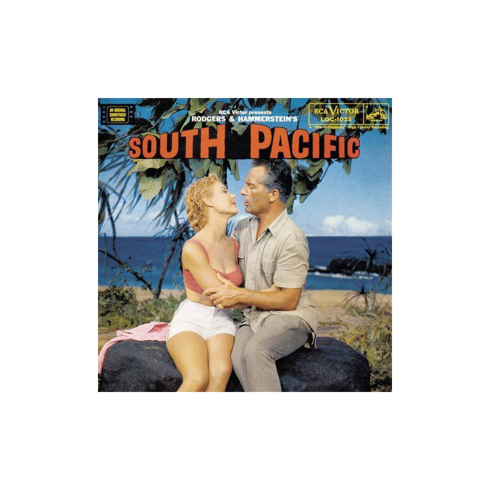 Original Soundtrack - South Pacific (Original Soundtrack) (Remaster) (CD) from Bali