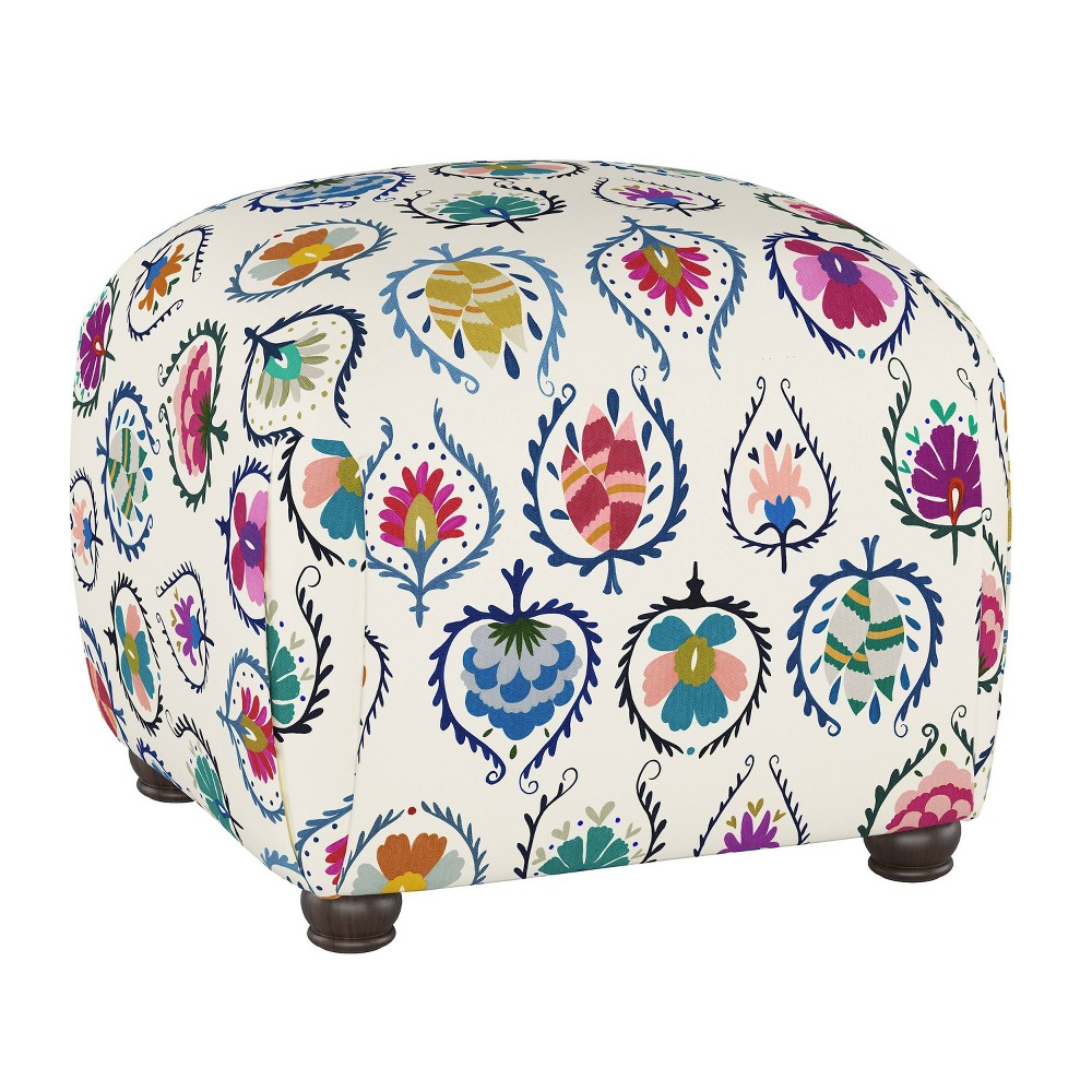 Poppy Ottoman Lola Jewel - Opalhouse from Opalhouse