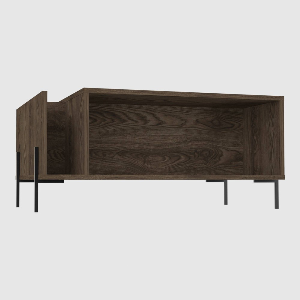 Page Exposed Coffee Table Brown - RST Brands from RST Brands