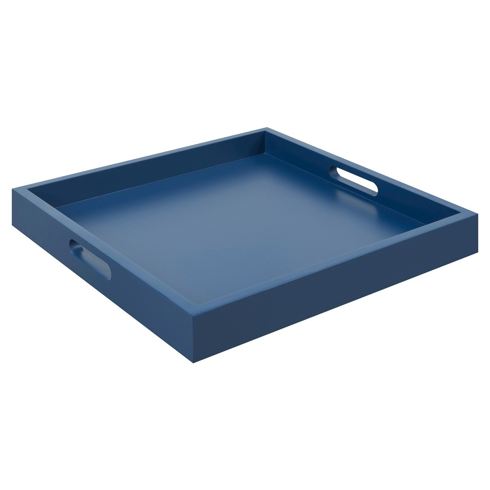 Palm Beach Tray Blue - Breighton Home from Breighton Home