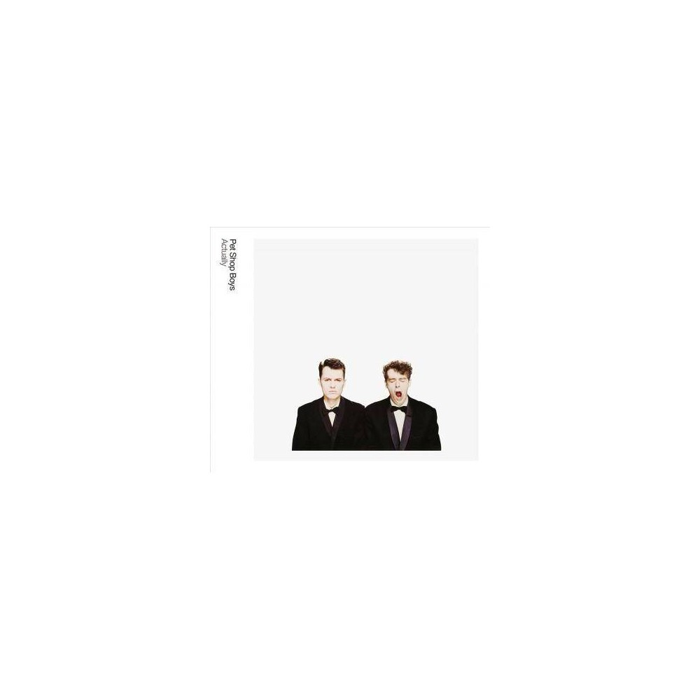 Pet Shop Boys - Actually: Further Listening 1987-1988 (CD)