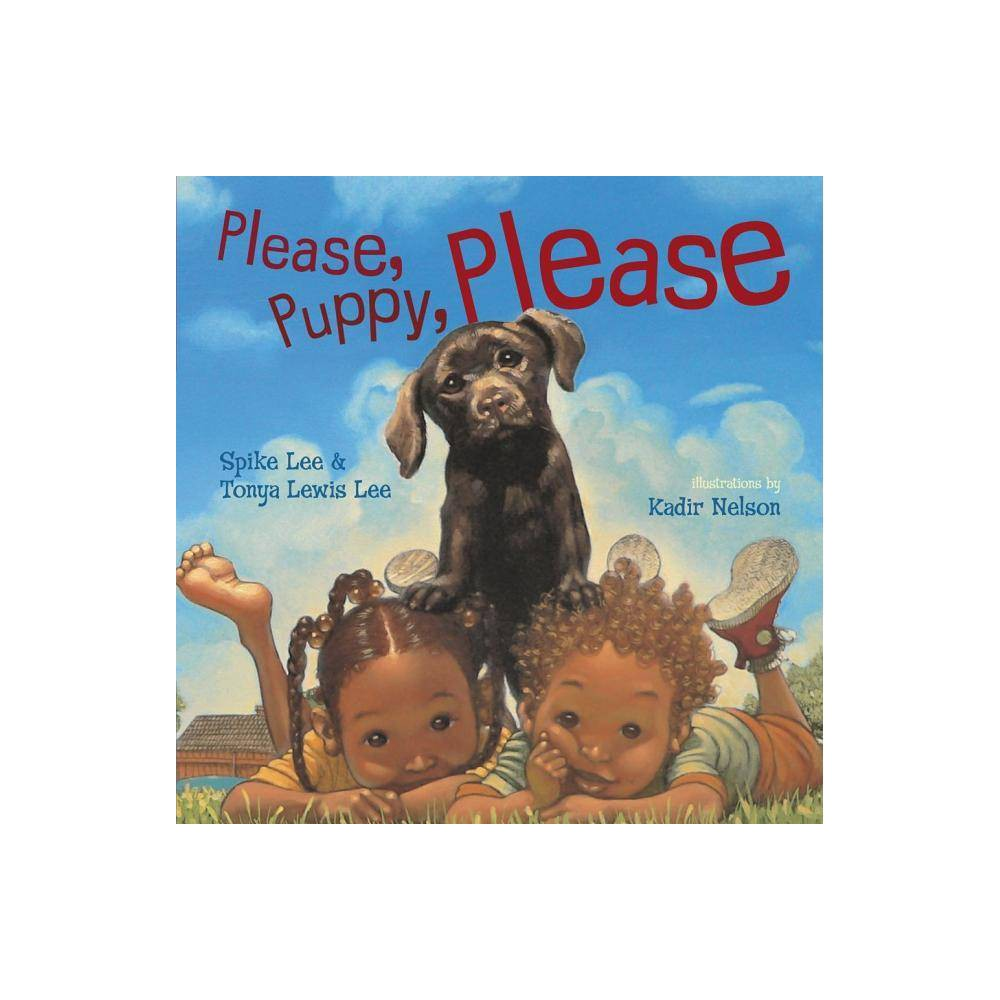 Please, Puppy, Please (Hardcover) by Spike Lee from Simon & Schuster