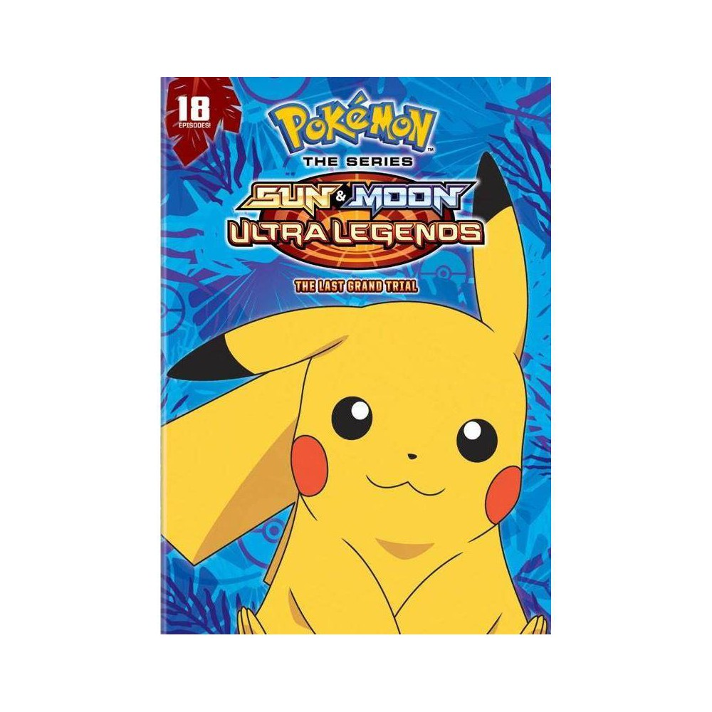 Pokemon: The Last Grand Trial (DVD) from Warner