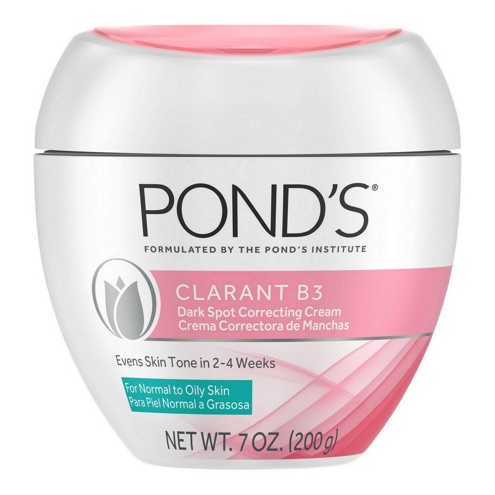 Pond's Correcting Cream Clarant B3 Dark Spot Normal to Oily Skin 7 oz
