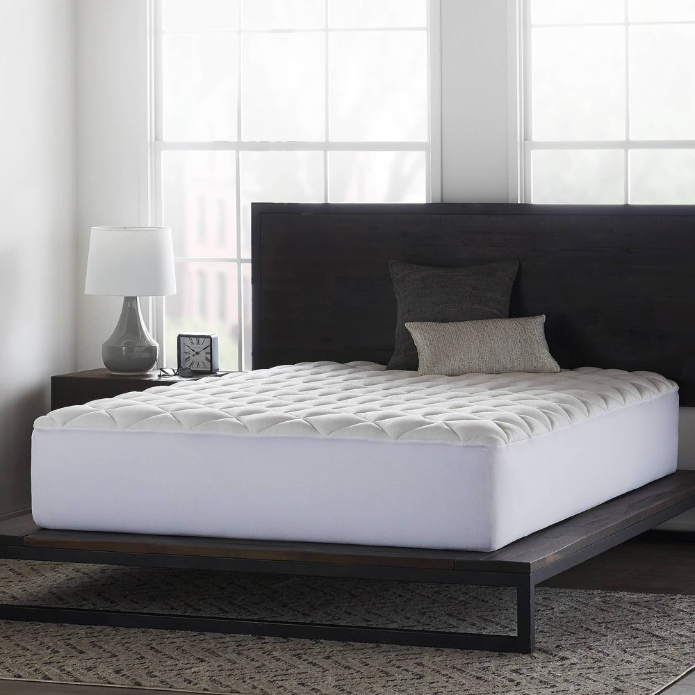 Queen Comfort Collection Overfilled Mattress Pad - Lucid from Lucid