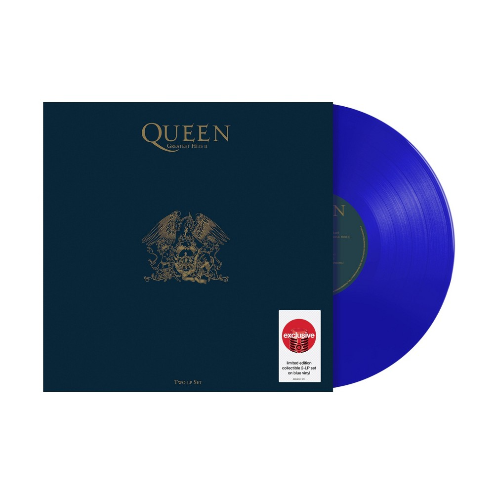 Queen - Greatest Hits 2 (Target Exclusive, Vinyl) from Universal Music Group